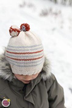 Knit Crochet, Crochet Hats, Knitting For Kids, Knitting Ideas, Inspiration For Kids, Caps Hats, Knitted Hats, Winter Hats, Beanies