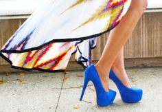 gimme these perfect shade of blue suede pumps! Blue Suede Shoes, Blue Pumps, Blue Stilettos, Suede Pumps, Pumps Heels, Crazy Shoes, Me Too Shoes, Chevron, Zapatos Shoes