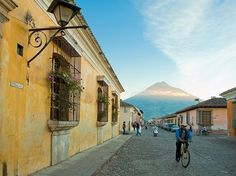 "Culture: 79.5 Friendliness: 79 Atmosphere: 78.2 Restaurants: 63.3 Lodging: 67.5 Shopping: 50 ""Charming boutique hotels, art galleries and small restaurants"" landed Antigua de Guatemala on our readers' list of top cities. It's a ""must-see town"" with ""delicious food, bread and people."""
