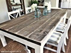 Kitchen Table Wood Sealer