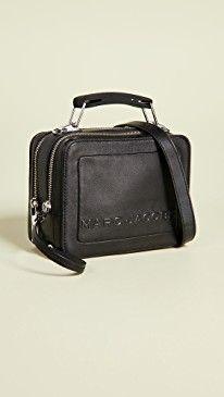b446f21481 Marc Jacobs The Box 20 Bag Classy Yet Trendy, Box Bag, Dust Bag,