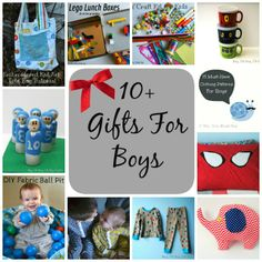 Boy, Oh Boy, Oh Boy!: Handmade Gifts For Boys: The Wrap Up and Thank You