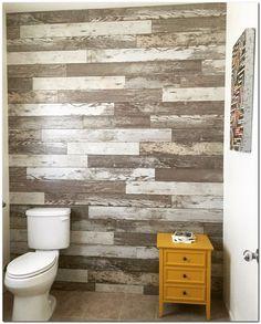 Laminate Flooring on Walls (35)