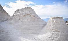Las dunas de yeso en Cuatro Ciénegas, Coahuila.