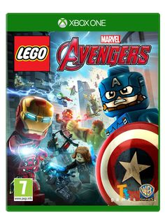 LEGO Marvel Avengers (Xbox One): Amazon.co.uk: PC & Video Games
