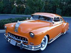1951 Pontiac Chieftan Chopped Custom