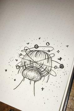 #art #drawing #pencil #drawingchallenge #loveit #galaxy #artwork #madeitmyown #doityourself #drawinglessons #loveit