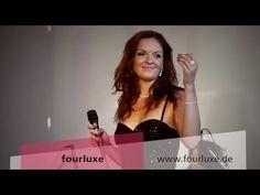 fourluxe: Eine einfühlsame Stimme, weiche Pianoklänge, leises Schlagzeug - fourluxe füllen den Raum mit einem Hauch von Luxus. Die Dinnerband spielt bei Events und Firmenveranstaltungen den feinsten Jazz, beschwingten Bossa Nova und entspannte Lounge-Musik. http://fourluxe.de