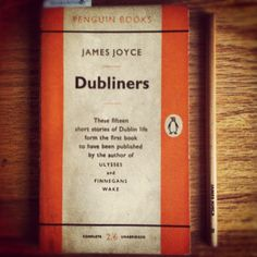 The Dubliners by James Joyce (Modern Library, 1926)