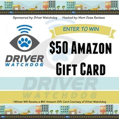50 Amazon Gift Card #Giveaway Sponsored by Watchdog!! Open to USA & CANADA  http://africasblog.com/2015/05/21/watchdog-amazon-giftcard-giveaway/