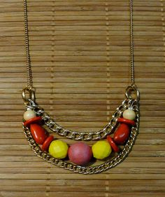 DIY Necklace love it! must try! #ecrafty