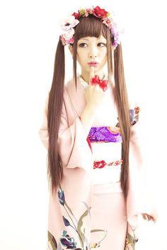 成人式のヒロインに。。。 | 北浜・肥後橋・本町の美容室 Dali HAIR DESIGN のヘアスタイル | Rasysa(らしさ)