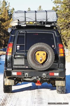 2004 Land Rover Discovery Series II   Aint No Status Symbol image