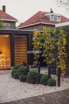 5 Modern Garden Design, Pavilion, My Dream, Shed, Building, Places, Outdoor Decor, House, Home Decor