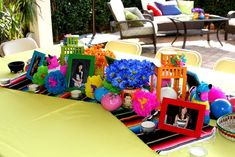 Mexican Fiesta Birthday Party Ideas   Photo 1 of 18   Catch My Party