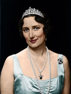 Crown Princess Martha of Sweden and wife of King Olav V of Norway