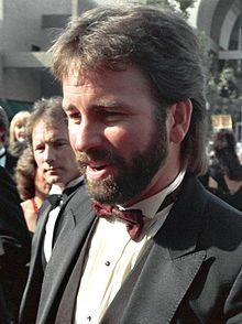 """Jonathan Southworth """"John"""" Ritter (September 17, 1948 – September 11, 2003) was an American actor, comedian, and voice-over artist. Ritter was best known for playing Jack Tripper on the hit ABC sitcom Three's Company,"""
