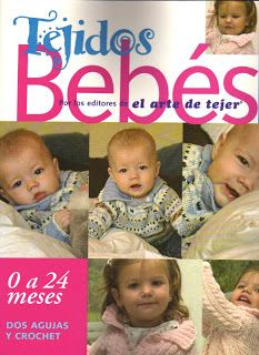 REVISTAS DE MANUALIDADES GRATIS: El arte de tejer 2008 bebés