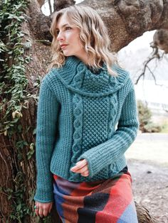 #sweater #knit #pattern