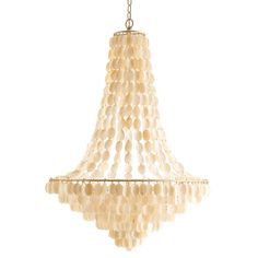 ARTERIORS Home Southampton Chandelier- Very Chic for the beach!