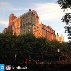Great shot of our new NY location! #regram @Ilana Lissak My school is prettier than yours #nyfa
