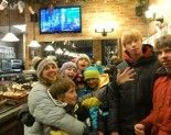 Paradise Bakery on New Years Eve in Aspen