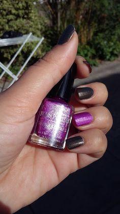 Style Essence nail polish! review! @almarsales