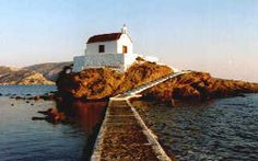 Aghios Isidoros - Leros island in Greece