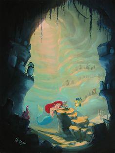Treasure Trove Little Mermaid