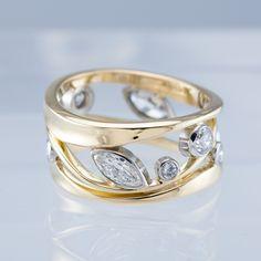 Goldsmiths Millenium Diamond Rings