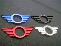 Door Lock Badge JTAccessories - Mini Cooper R50 R52 R53 R55 R56 R57 R58 R59 $20