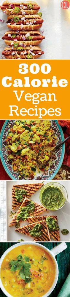 Build a strong portfolio of delicious low-calorie meals and let it do the work for you. We'll get you started with this collection of vegan recipes that are short on calories but big on flavor. The only arithmetic you'll be responsible for is subtracting pounds.   Cooking Light