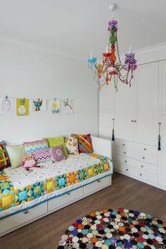 Прекрасная трешка семьи декоратора в Одинцове, 75 м² – Красивые квартиры