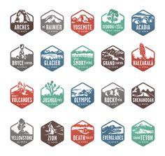 Stamp logos