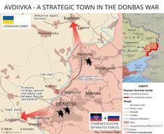 Alcuni spunti per capire la battaglia di Avdiyivka – Ua-Time