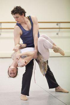 Madeleine Eastoe and Kevin Jackson