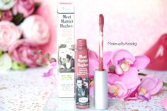 meet-matte-hughes-the-balm-charming-makeupbyazadig-troyes-paris-rouge-levres-liquide-swatch-review-avis