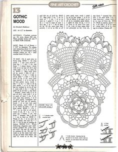 Artesanato com amor...by Lu Guimarães: Revista Completa Magic Crochê