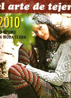 El Arte de Tejer 2010 - Melina Tejidos - Picasa Webalbumok
