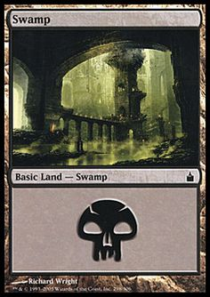 Swamp (4) ($.01) Price History from major stores - Ravnica - MTGPrice.com Values for Ebay, Amazon and hobby stores!
