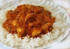 Poulet Massala WW, recette d'un délicieux plat de poulet parfumé accompagné d'une délicieuse sauce tomate crémeuse et épicée facile et simple à réaliser.