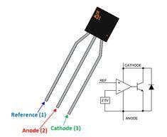 BC548 Transistor Pinout Pin Diagrams in 2019 Diy