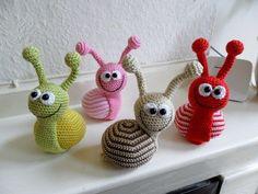 Snail toy inspiration