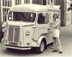Dutch Ice-cream Citroën HY