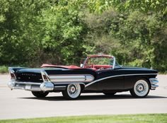 1958 Buick Special Convertible (46C-4467)