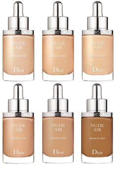 Dior Diorskin Nude Air Serum de Teint 2015 - everytime I use it I get compliments from my colleagues at work, it's very light, but it has great coverage..and it makes me feel good and confident ☺