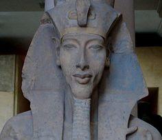 Akhenaten - Egyptian pharoah