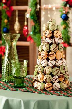 Arvores de Natal comestíveis