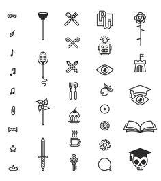 Respublica University logo redesign process