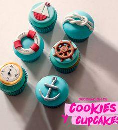 Curso Decoracion de Cookies y Cupcakes